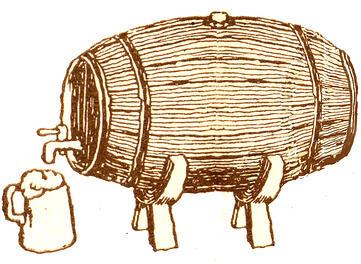 cask beer