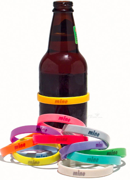 mine beer bands gift ideas