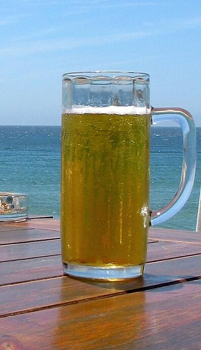 beer health benefits ocean view